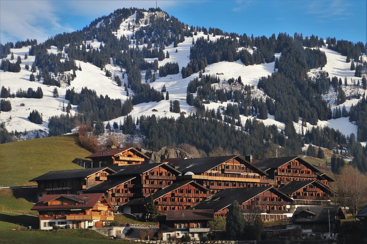 Best waterfalls in Switzerland