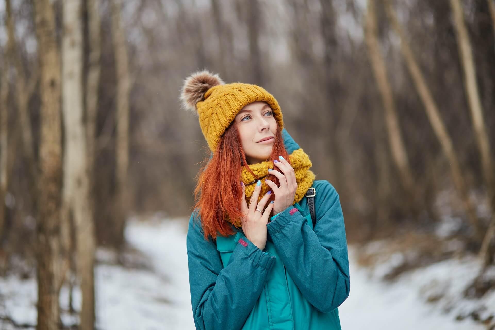 Winter Stylish clothing